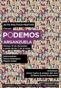 Cartel ActoFiesta Arganzuela (1)